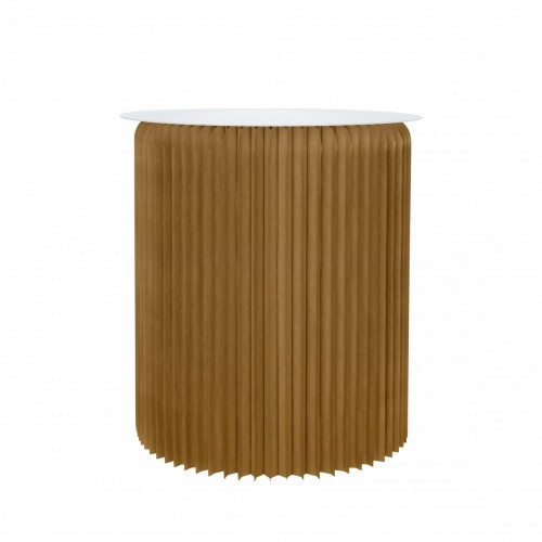Table ronde pliable -...